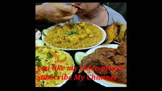 #SpicyChickenCurry #Khichdi #Shorts By DP Eats #Mukbang #ASMR #eatingshow #IndianFoodeating
