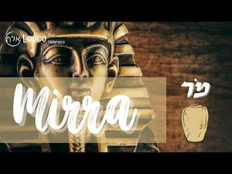 Download Mirra na Bíblia - Hebraico