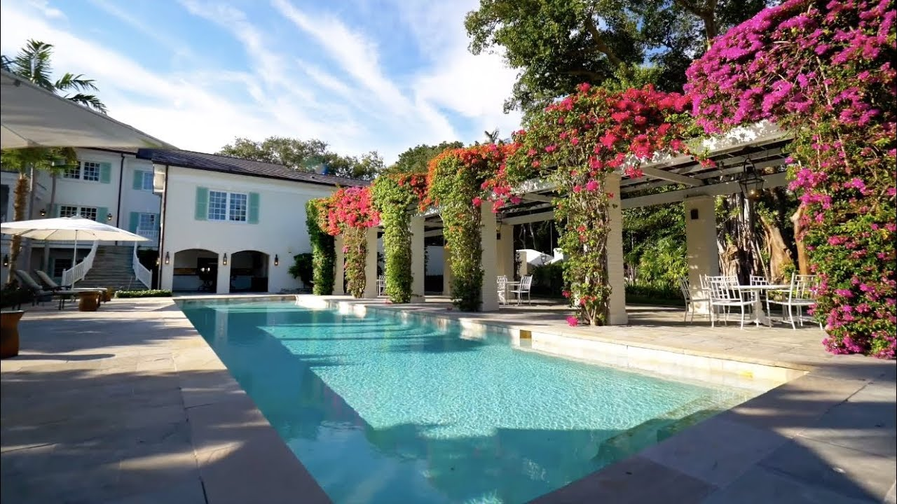 8585 Old Cutler Road Coral Gables Luxury Real Estate