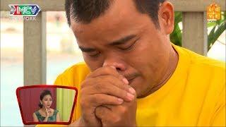 Lê Khâm vô cùng bất ngờ rơi nước mắt xúc động khi Mẹ lặn lội vào Sài Gòn thăm