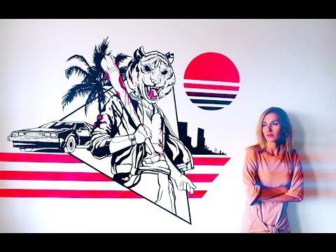 Fun Art Hotline Miami