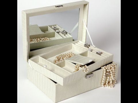 Jewelry Boxes - Jewelry Boxes for Necklaces - Jewelry Boxes for Girls