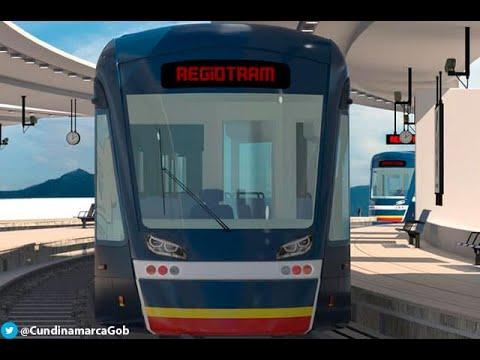 Tren de cercanías para Bogotá y Cundinamarca, en marcha