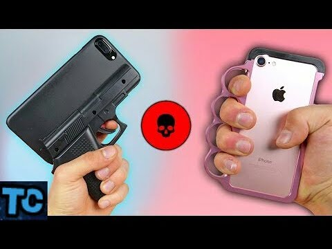 TOP 5 Most Dangerous iPhone Cases Ever!( NO 4 is illegal)