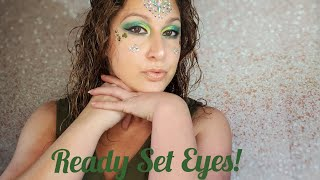 Hey Yall!! Today I did a Ready Set Eyes video!!! Hope yall enjoy this video!! Stay Blessed   XX~Sarah Products mentioned in this video: Shamrock Clover ...