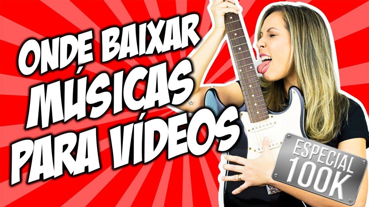 Onde Baixar Músicas Para Vídeos Sem Direitos Autorais Por Luana Franco Youtube