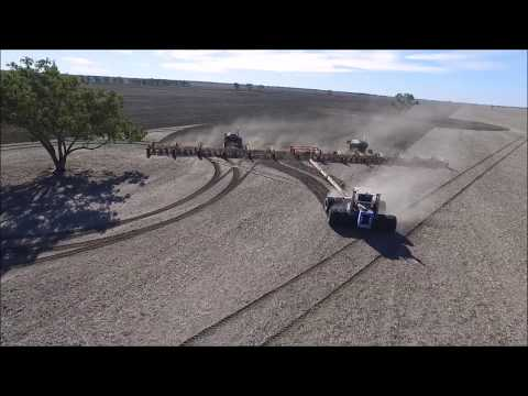 Extended video Zells Planter 2016 - Largest Air seeder
