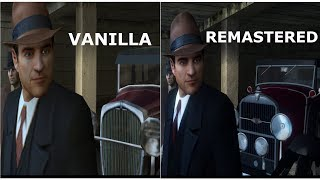 Mafia remastered mod V2 + gameplay | shadows fix