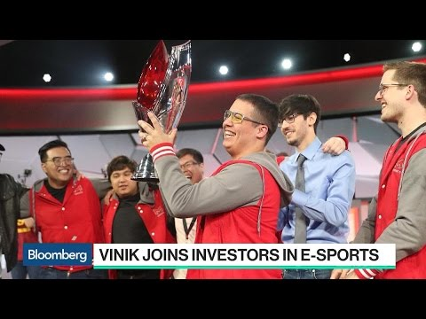 Why Lightning Owner Jeff Vinik Is Betting on E-Sports