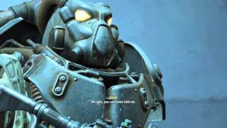 Fallout 4 minuteman ending destroying institute pt 2.Taking shaun and blowing building