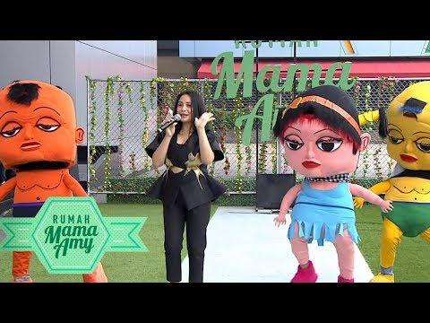 Suara Indah Nagita Slavina Tarik Selimut - Rumah Mama Amy (29/8)