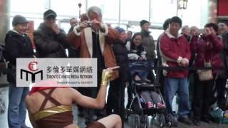 南台灣舞蹈藝術團,訪多倫多,20160219