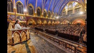 Veja a basílica dos Arautos do Evangelho