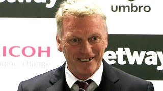 West Ham 1-4 Manchester City - David Moyes Full Post Match Press Conference - Premier League