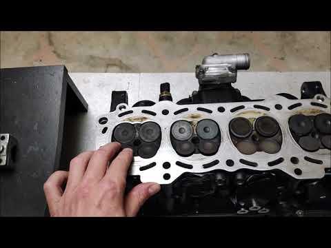2004-2010 Kawasaki zx10-r Cylinder Head Swap Comparison, Part 2, Explained