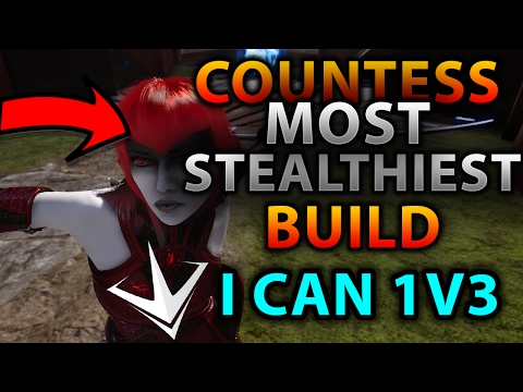 """paragon COUNTESS """"MOST STEALTHIEST"""" BUILD