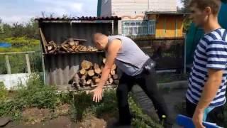 СКВАЖИНА за 5 тысяч рублей  Часть 2 (2 из 2) решил сделать скважину на воду