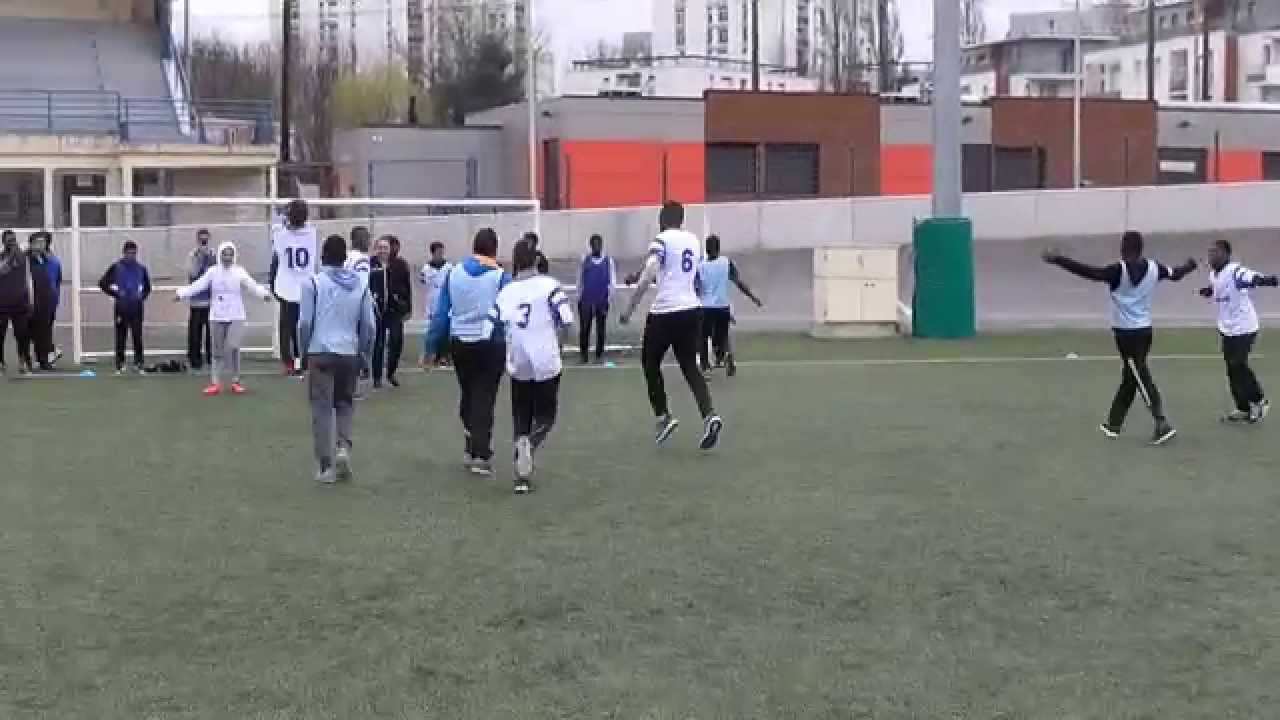Interclasse Foot 2015  Collège Debussy Aulnaysousbois  YouTube ~ College Aulnay Sous Bois