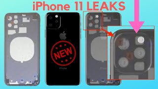 iPhone 11 LEAK Shows Design Changes
