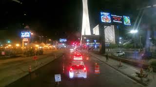 Las Vegas, Nevada - Double Decker Duece Bus Route