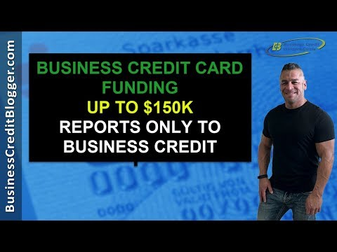 Business Credit Card Funding - Business Credit 2020