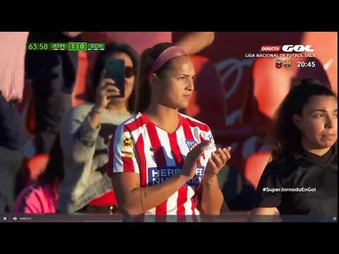 Debut de Deyna Castellanos con el Atlético Madrid al minuto 64 - Resumen Completo - 11-01-2020