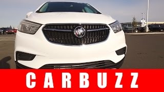Unboxing 2017 Buick Encore - Hot Selling Small Crossover Just Got Even Better
