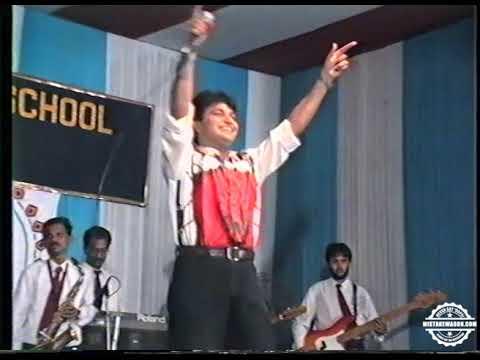 Babul Supriyo Live | Dekha Na Haye Re Socha Na Haye | Opus 5 | St. Lawrence High School - Kolkata