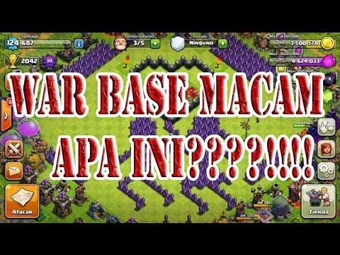 Base Coc Th8 Base Th 8 Unik 3