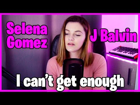 I can&39;t get enough - Selena Gomez X J Balvin X Benny Blanco - Cover  SUZY