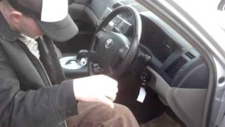 TOYOTA MARK X 250G - Carsfortheworld.com Video