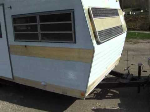 S Fan Travel Trailer