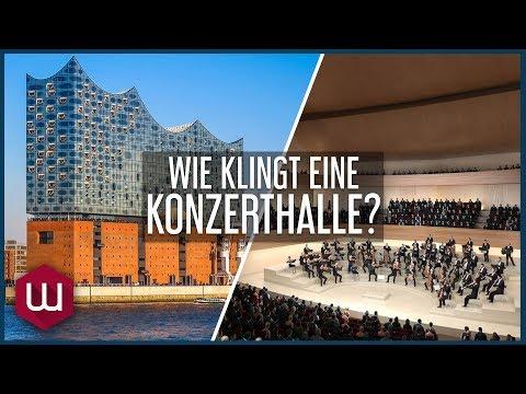 How sound works in a concert hall | Elbphilharmonie & La Seine Musicale