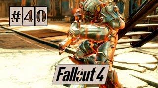 Прохождение Fallout 4 1080p60 40 - Штурм аэропорта Братства
