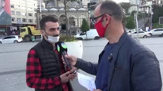 Sokak Röportajı - Rize Takipi takip ediyormusunuz?