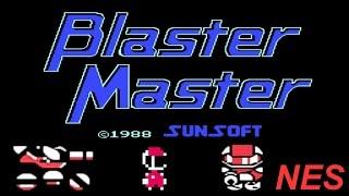 Blaster Master NES / Dendy полное прохождение [091]