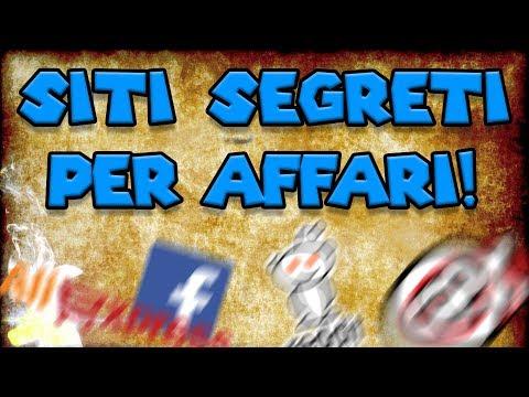 """SITI """"SEGRETI"""" PER ACQUISTI ONLINE! - BEST DEALS SITE"""