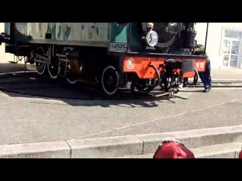 Tchou tchou, le petit train de la baie de Somme