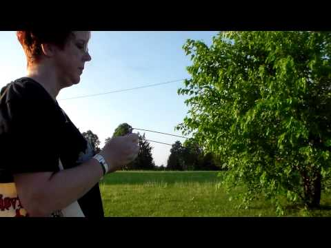 Perryville Battlefield Confederate Monument - Dowsing Rods - Part 1