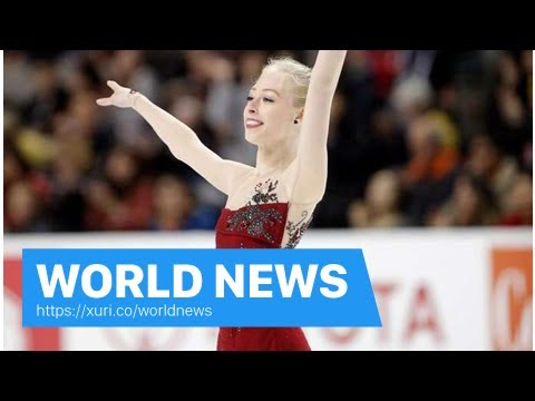 World News - Bradie Tennell column won her first figure skating womens us title; Mirai Nagasu was s