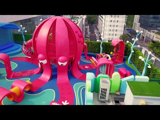 Octopus Kingdom 1