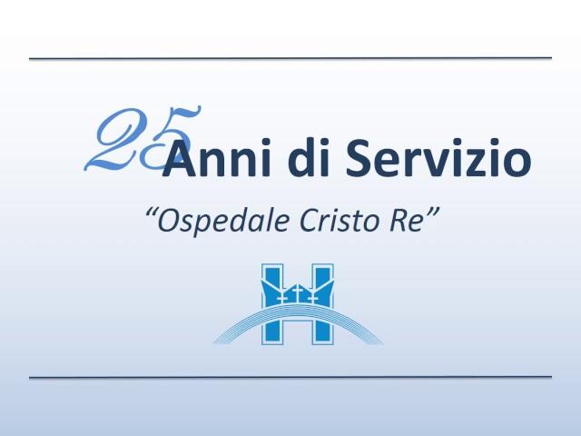 Roma Borse di Studio 2017 - 25 anni di Servizio