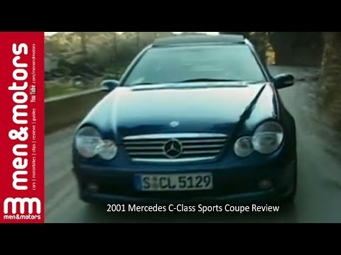 2001 Mercedes C-Class Sports Coupe Review