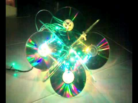My Project ( CD Lamp 1 )