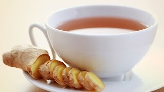 Ginger Tea  CHINESE RECIPES
