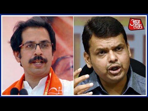 Mumbai 25 Khabare: India Today's Exit Polls Predict Close Fight Between Sena And BJP,