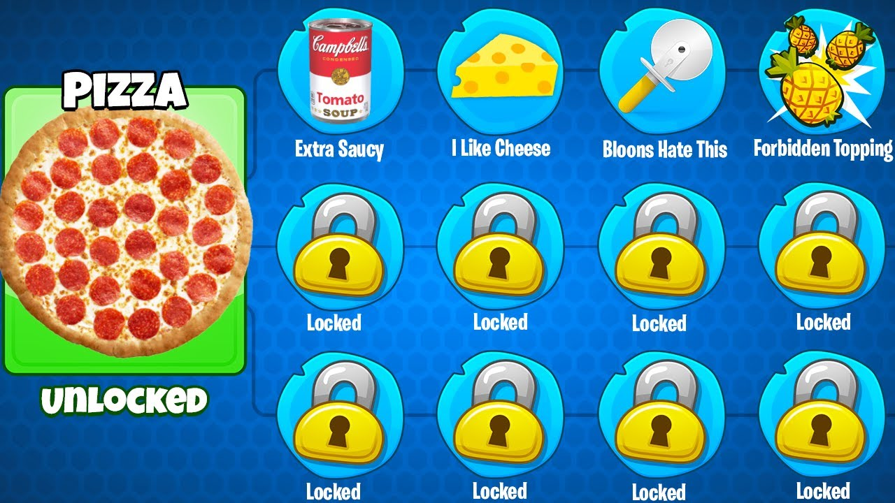 Download Pizza in Bloons TD 6...