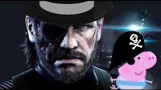 Гуфовский в Metal Gear Solid V: The Phantom Pain