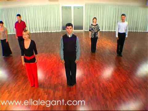 Видео-уроки вальса – обучение основным шагам
