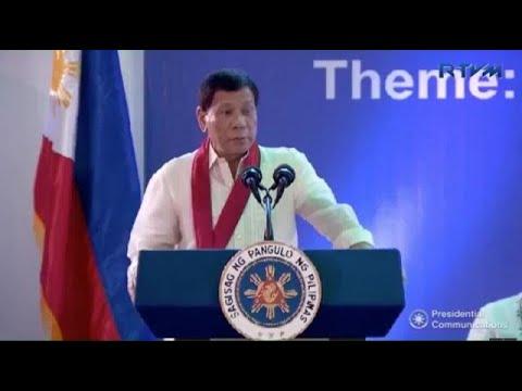 Duterte hits back at Aquino for criticism on drug war